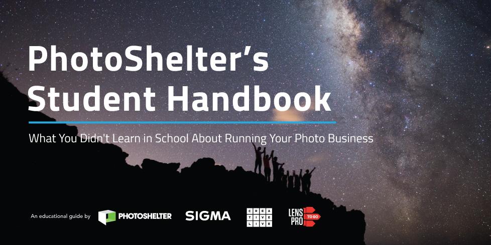 PhotoShelter's Student Handbook